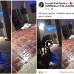 Tunisie - Al Ouina Narjess: Une subsaharienne se serait suicidée en sautant du 6eme étage
