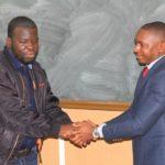 Tunisie - Junior Bouassa officiellement élu président de l'AESGT (Etudiants et stagiaires Gabonais)