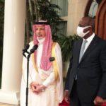 L'Arabie Saoudite offre 65 milliards FCFA au G5 Sahel pour la Lutte contre le terrorisme