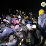 Libye: 148 migrants africains dont 4 femmes et un enfant sauvés par les garde-côtes libyens