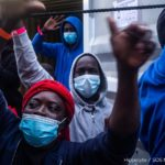 422 migrants majoritairement subsahariens sauvés en mer Méditerranée