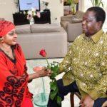 Saint-Valentin: La déclaration d'amour du président Henri Konan Bédié