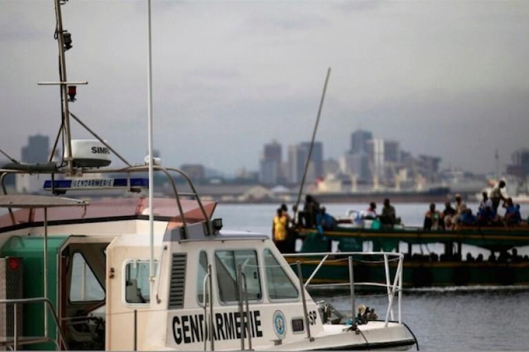 Côte d'Ivoire: Un navire rempli de personnes contaminées au Covid-19 au large d'Abidjan