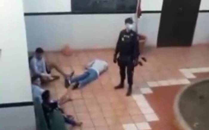 Des mineurs marocains tabassés par la Guardia civil espagnole (vidéo)