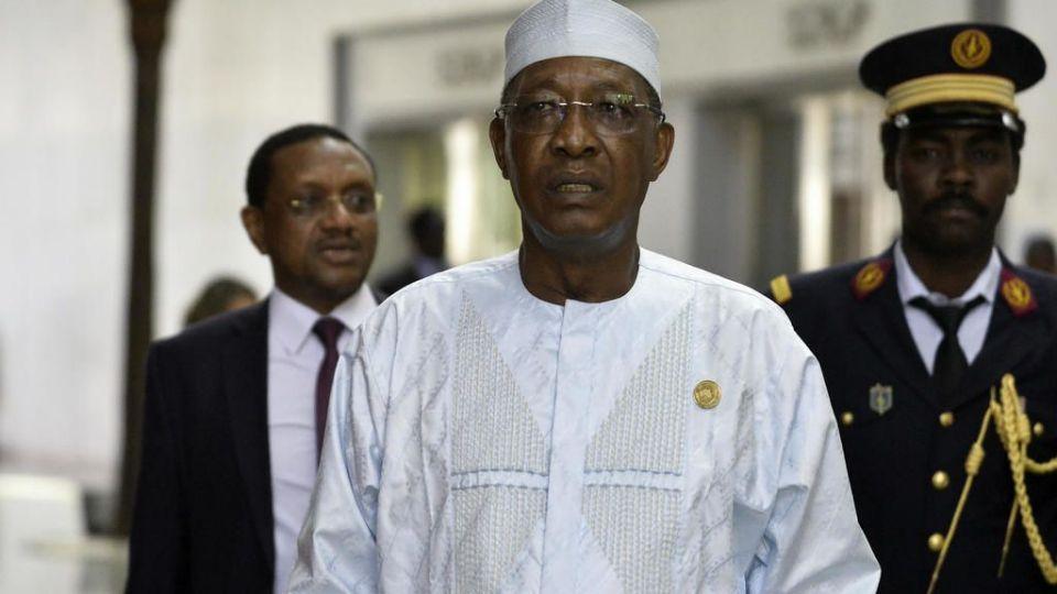 Tchad : Le 6ème mandat d' Idriss Déby déclenche des manifestations à N'Djamena