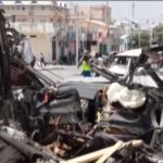 Urgent/Somalie: Plusieurs morts dans l'explosion d'une voiture piégée près du palais présidentiel