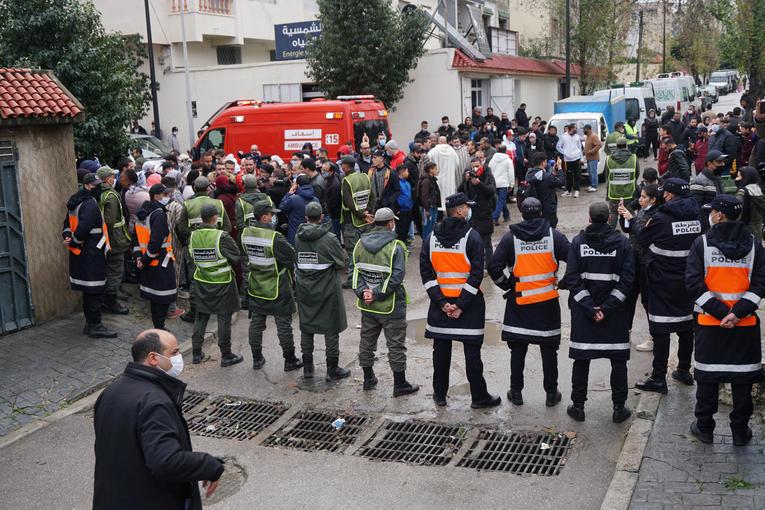 Maroc - Au moins 24 morts dans l'Inondations d'une usine clandestine de textile à Tanger (vidéo)