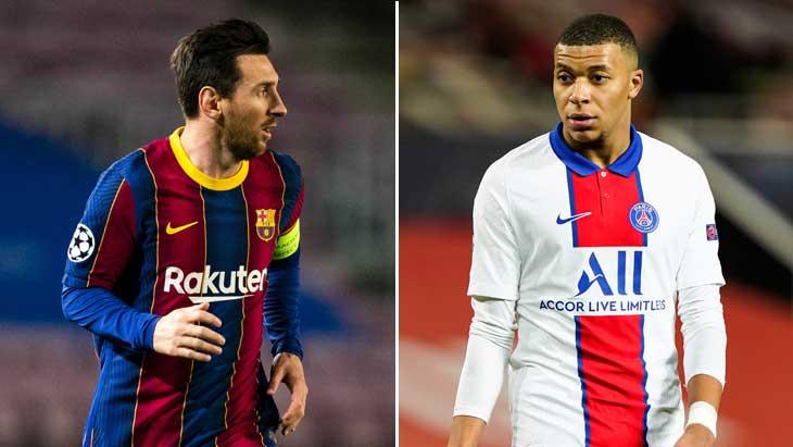 Football: Barça - PSG, Paris assomme le Barcelone avec un triplé de Mbappé