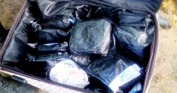 Tunisie – Une valise contenant 265gr d'héroïne abandonnée à l'aéroport de Tunis Carthage