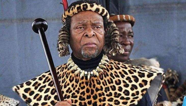 Le roi Zulu d'Afrique du Sud, Goodwill Zwelithini, est décédé à 72 ans