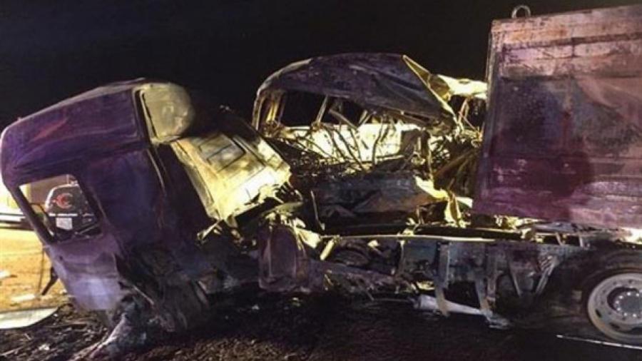 Egypte : Une collision entre un bus et un camion fait 18 morts