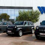 La marque de véhicule tunisienne Wallyscar fait sa première livraison à l'administration tunisienne