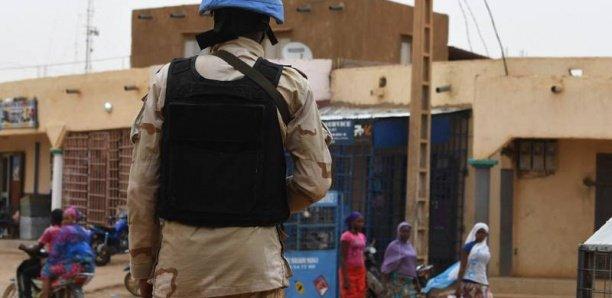 MALi: Attaque d'un camp de la Minusma: 4 casques bleus tués