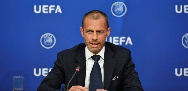 Super League: les joueurs des 12 clubs seront interdits d'Euro et de Coupe du monde, affirme l'UEFA