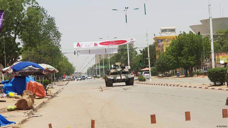 """Tchad : au moins cinq morts lors de manifestations contre la junte militaire """"marre de la dynastie monarchique au Tchad"""""""