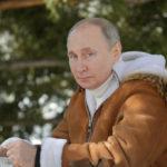 Vladimir Poutine élu « l'homme le plus sexy » de Russie…