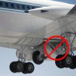 """Le corps d'un """"passager clandestin'' retrouvé dans le train d'atterrissage d'un avion arrivé à Amsterdam en provenance du Nigéria"""