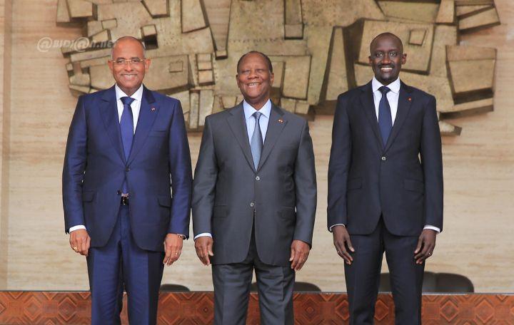 Côte d'Ivoire : La liste des ministres du nouveau gouvernement de Patrick Achi (37 ministres et 4 secrétaires d'État)