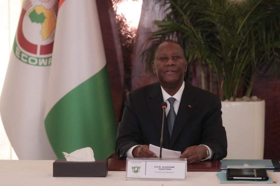 Côte d'Ivoire: Laurent Gbagbo et Charles Blé Goudé «libres de rentrer en Côte d'Ivoire quand ils le souhaitent» (Alassane Ouattara)