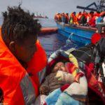Méditerranée : 125 enfants en route vers l'Europe secourus au large de la Libye