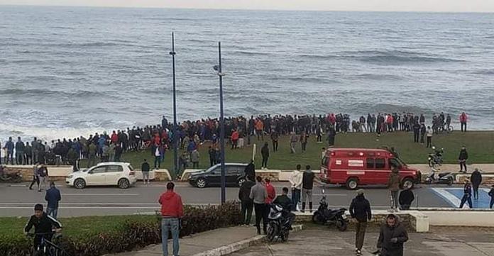 L'Espagne expulse au Maroc une centaine de migrants arrivés à la nage à Sebta