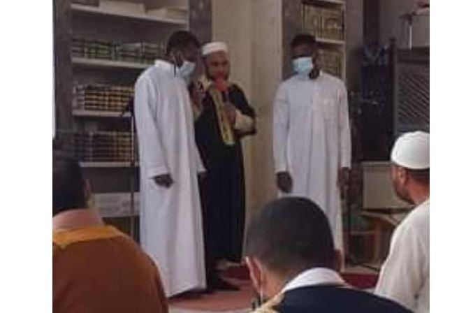 Deux migrants Nigérians se convertissent à l'islam en Libye