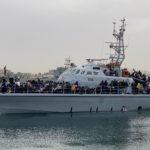 172 migrants, dont des femmes et des enfants, ont été renvoyés en Libye par les garde-côtes