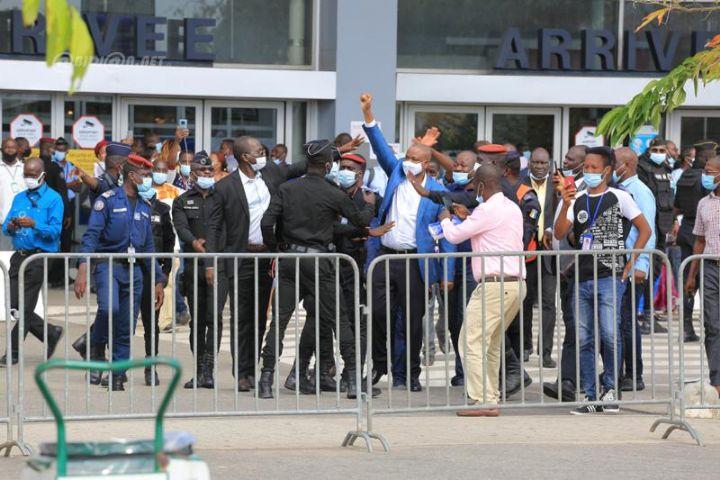 Côte d'Ivoire: Après 10 ans d'exil, des pro-Gbagbo atterrissent à l'aéroport Félix Houphouët Boigny