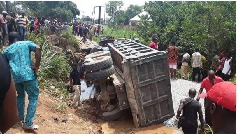 Nigeria: Un camion écrase 10 femmes à mort au marché d'Imo
