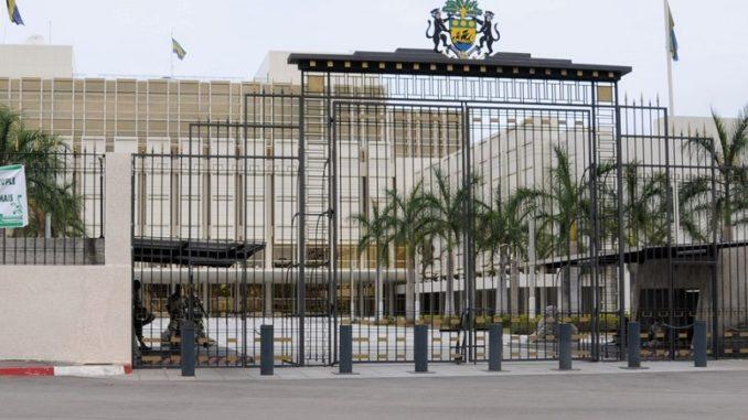 Gabon : Incendie maîtrisé à la présidence de la République